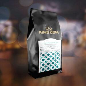 قهوه LIGHT PIANETA BLEND برشته کاری قهوه کینگدام