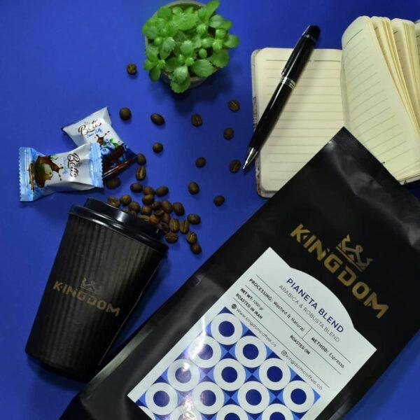 کاهش قیمت محصولات قهوه کینگدام